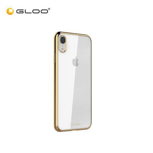 Viva iPhone XS Max Back Case Glazo Flex Gold 8886461229301