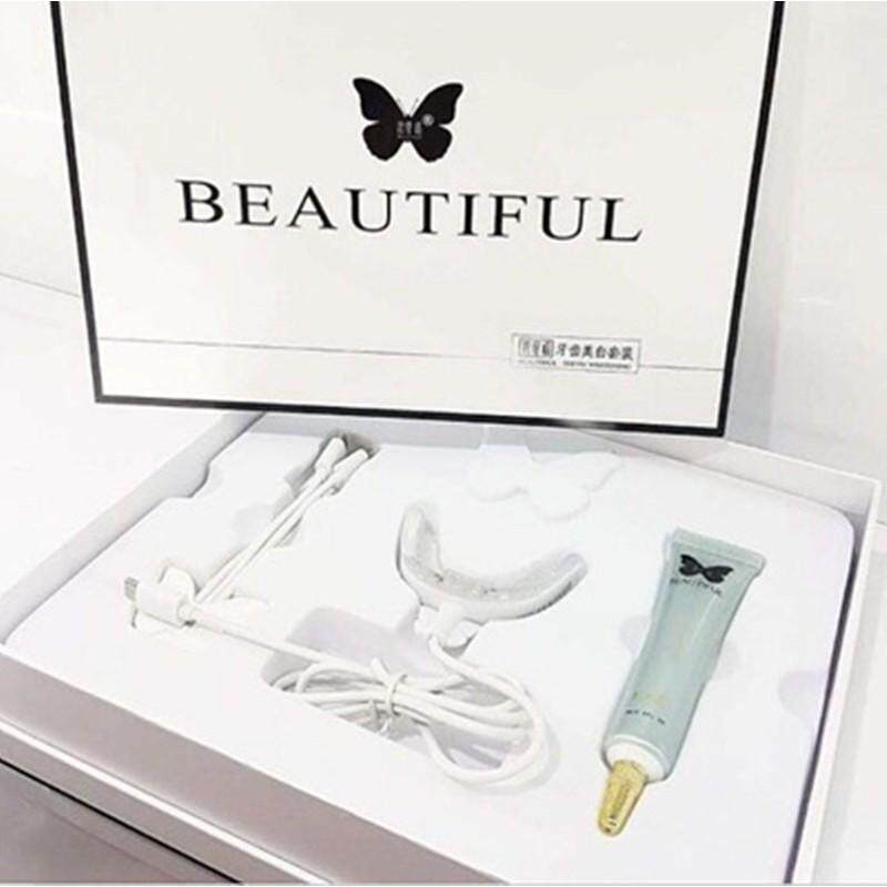 Beautiful Teeth Whitening Kit 碧缇福冷光美牙仪 Professional Effects