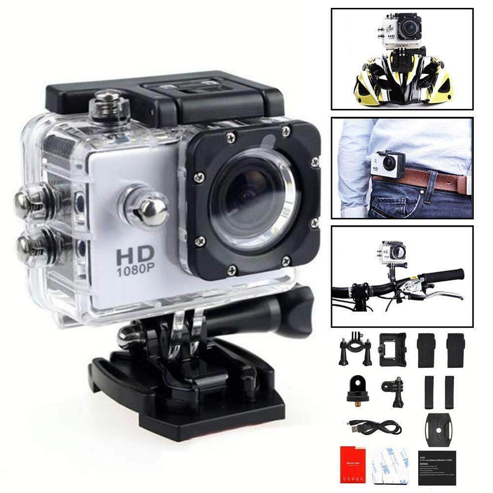 SJ4000 Full HD 1080P 12MP Cam 30M Waterproof Sport Action Camera DV DVR - intl
