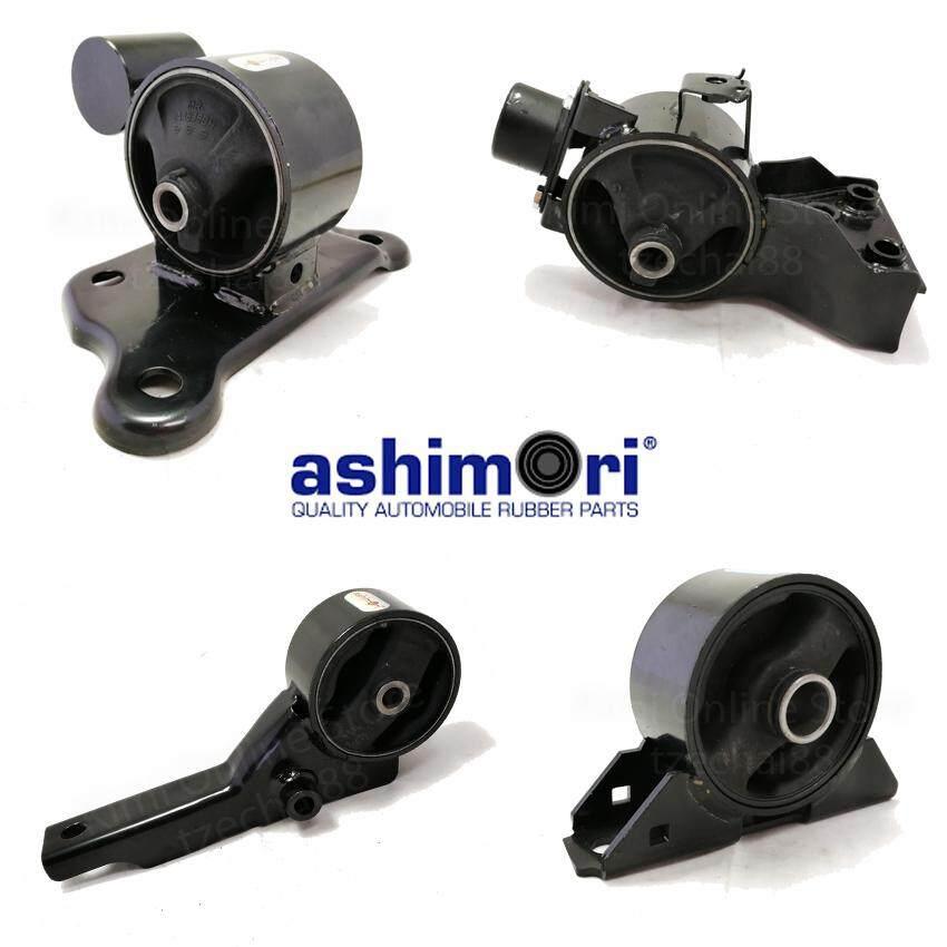Ashimori Engine Mount Set Proton Exora 1.6L CPS (Auto) 09'-10'