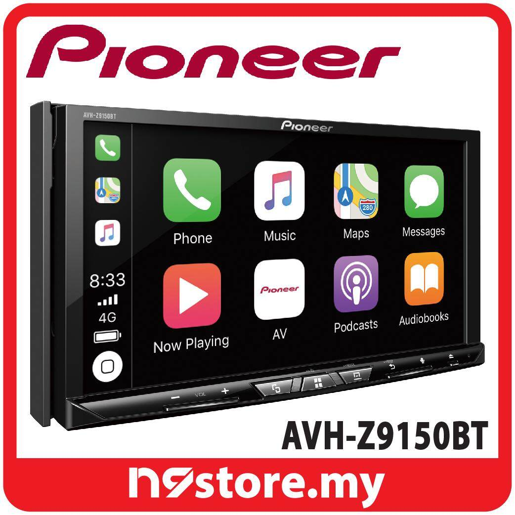 "Pioneer AVH-Z9150BT 7"" WIFI For Wireless Apple Carplay Android Auto Mirroring"