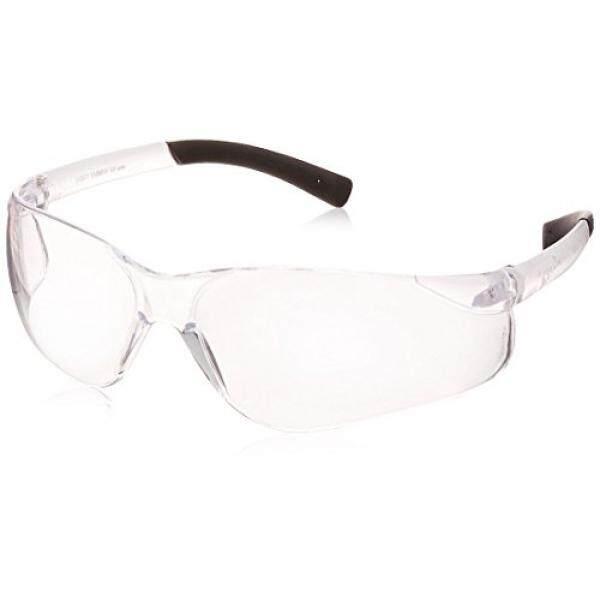 Pyramex S2510S Ztek Kacamata Safety, Ukuran Standar, Lensa dan Frame (Pack OF 12)-Intl