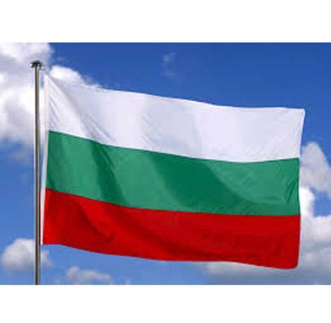 Fanestiy 3X5 Bendera Bulgaria Bulgaria Nasional Eropa Uni Eropa Baru