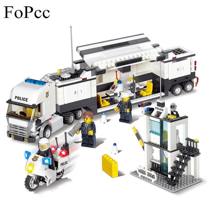 511pcs Kids Toys City Street Police Station Car Truck Building Blocks Bricks Educational Toys Children Gift Christmas Legoings By Scotty Dream Paradise.