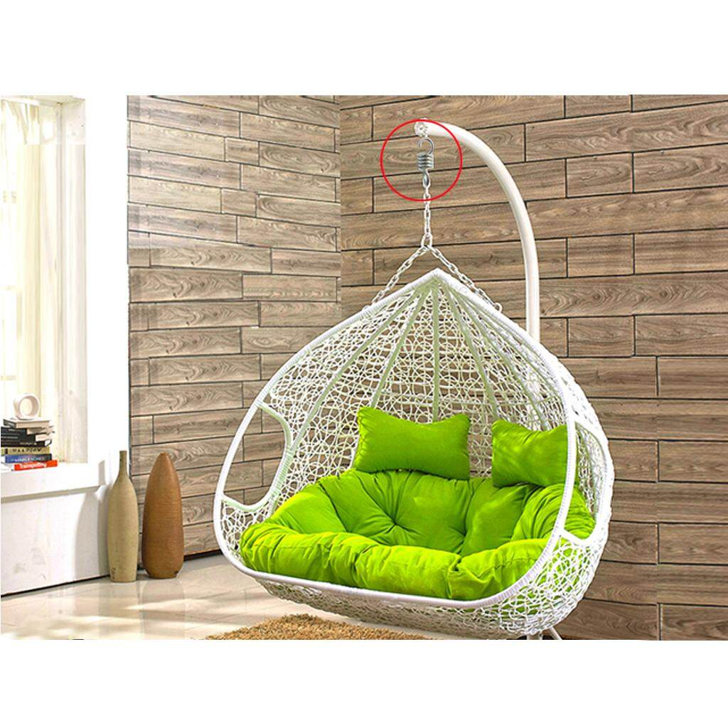 Dolity S Shaped Heavy Duty Strong Extension Spring Garden Swing Hammock Chair By Dolity.