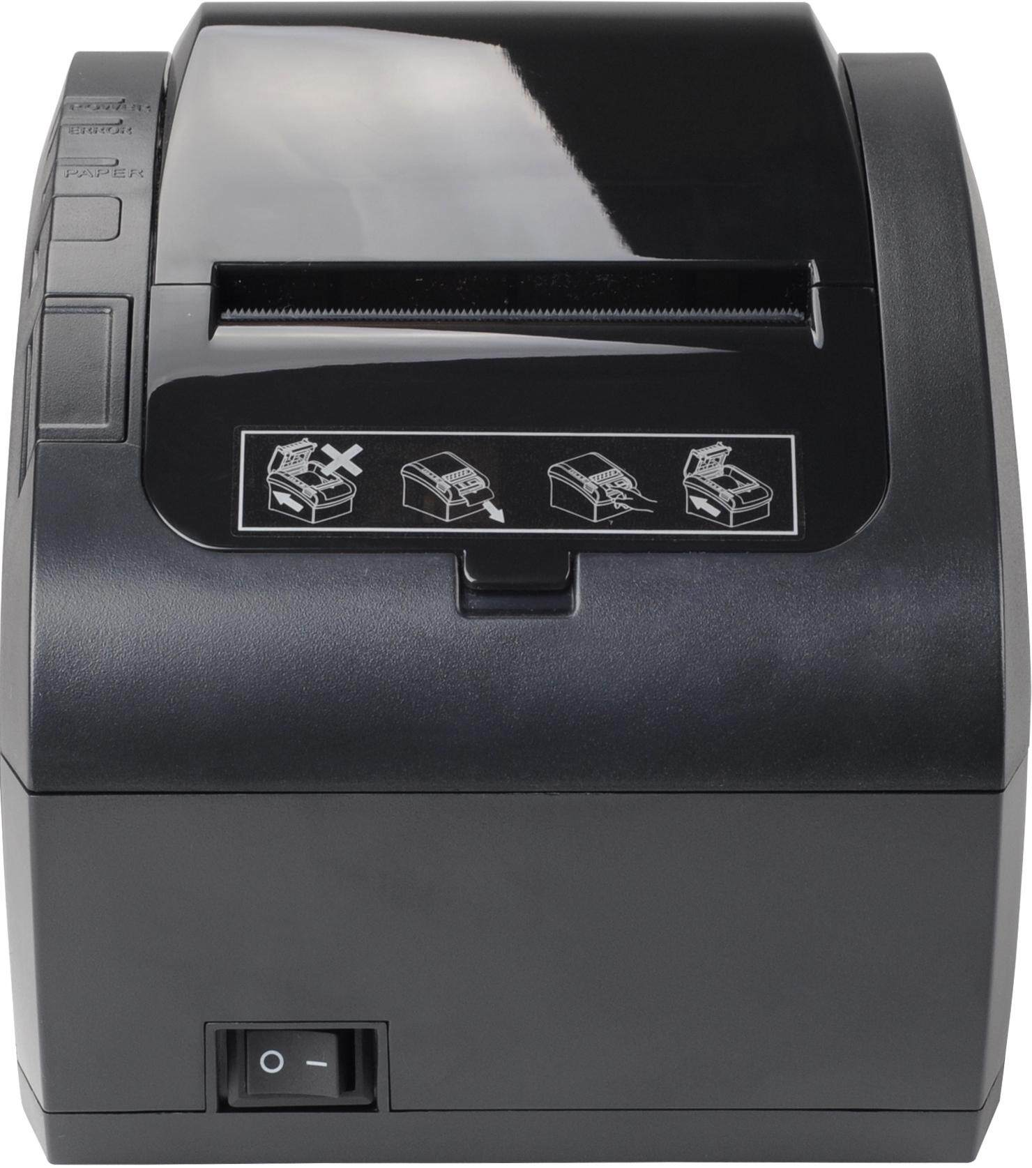 Zy306 Thermal Receipt Printer By Zywell Technology.