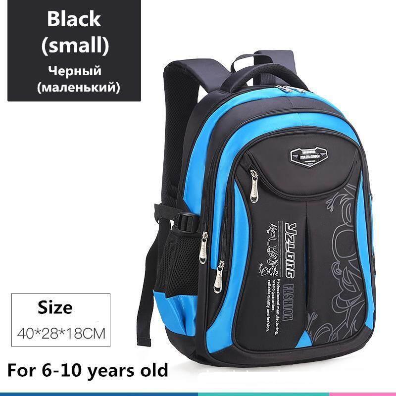 Backpack Schoolbag Children School Bags for Teenagers Boys Girls Big Capacity Waterproof Satchel Kids Book Bag
