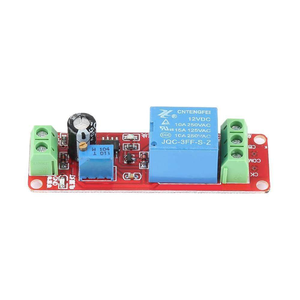 Buy Sell Cheapest 12v Delay Adjustable Best Quality Product Deals 1pcs Dc Relay Turn On Off Switch Module Jayoyi Shield Ne555 Timer Board 010 Seconds