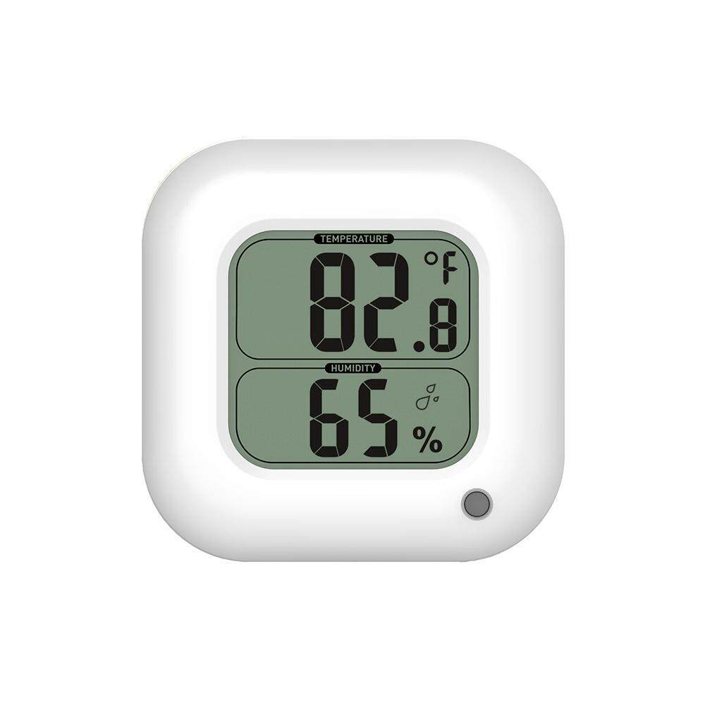 Home Clocks Buy At Best Price In Malaysia Lazada Digital Multifunction Thermometer And Hygrometer With Clock Alarm Baldr Lcd Electronic Temperature Humidity Meter Tool Max Min Wall Sensor