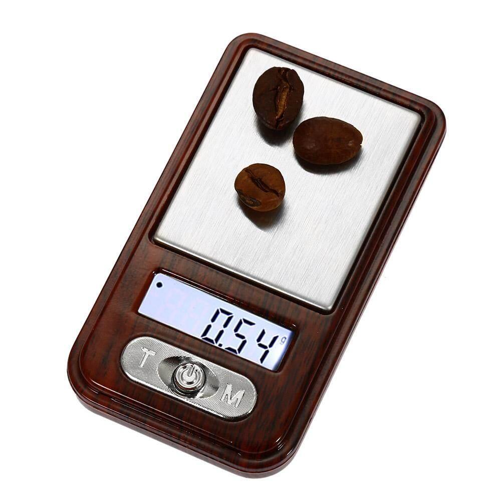 Jual Timbangan Dapur Kue Atau Digital Kapasitas 10 Kg Mh335 100g 001g Mini Pocket Scale Jewelry Wood Color