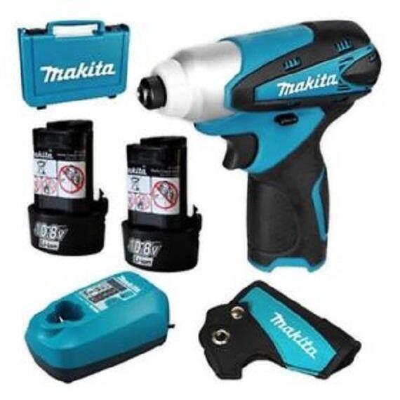 Makita 90NM 10.8v CORDLESS Impact Driver Drill TD090DWE