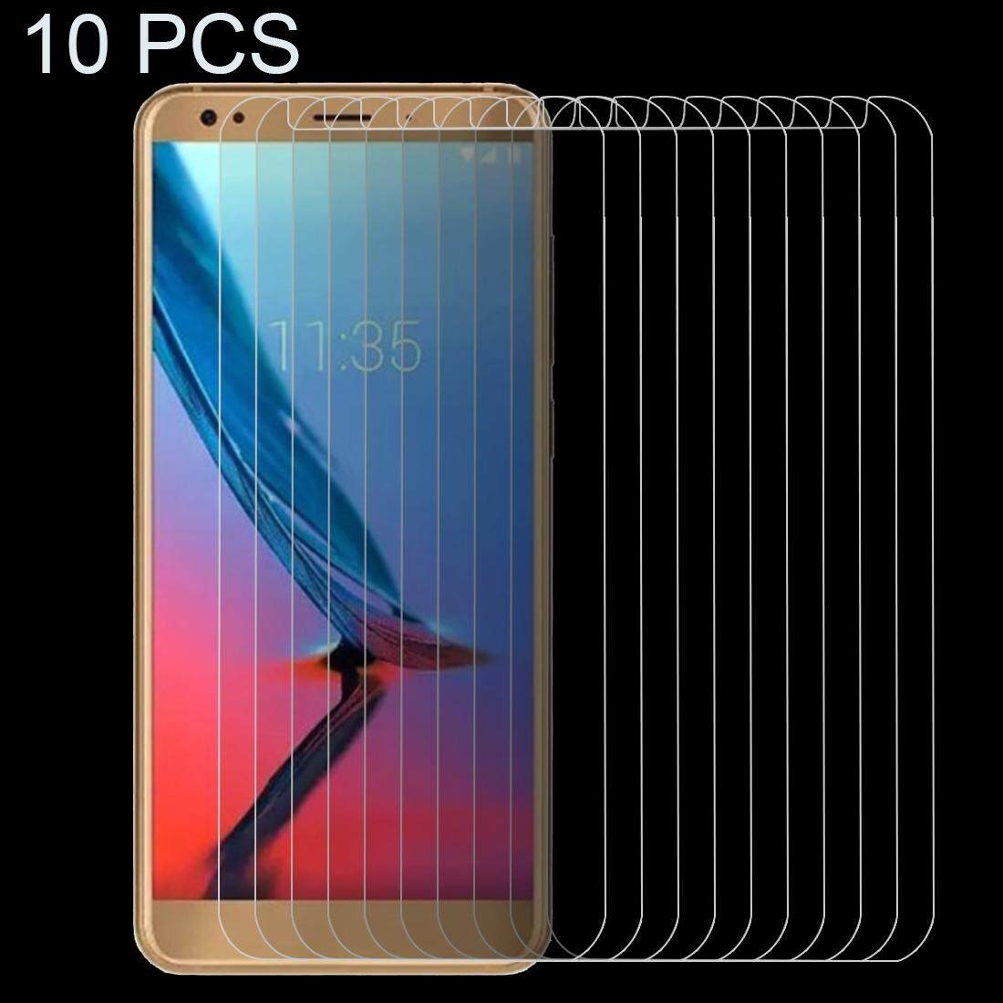 10 PCS for ZTE Blade V9 Vita 0.26mm 9H Surface Hardness 2.5D Tempered Glass Screen Film