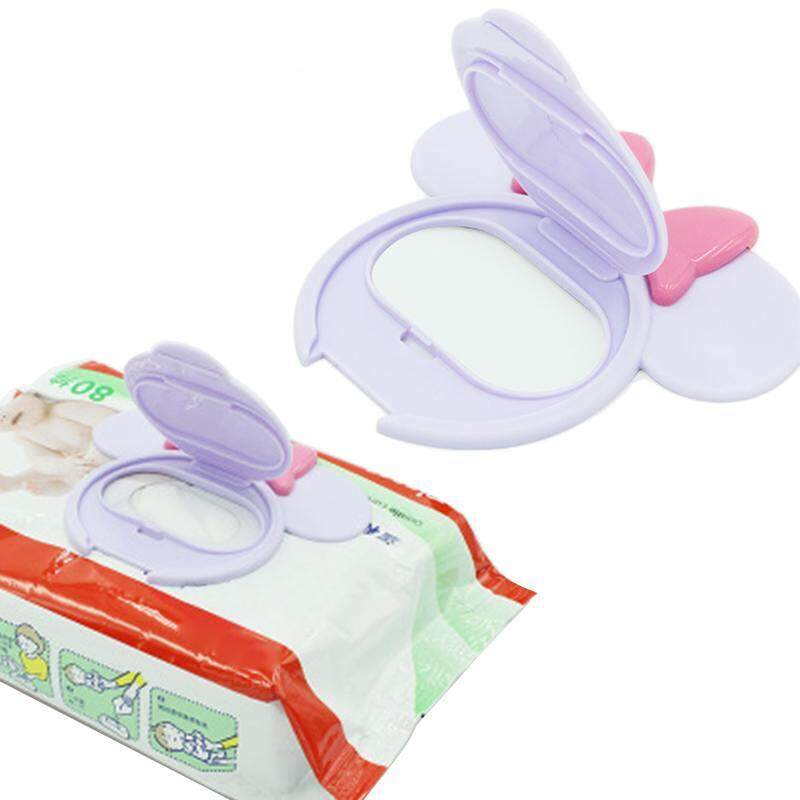 Ytri Baby Wet Paper Lid Cartoon Mobile Wet Wipes Cover Wet Tissue Reusable Lid By Ytri.