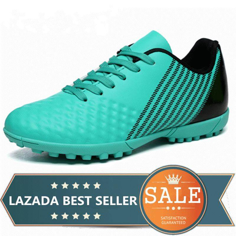 b66915d2679 Men And Women Soccer Shoes Anti-slip Training Football Shoes Sneakers  Superfly Futsal Soccer Shoes