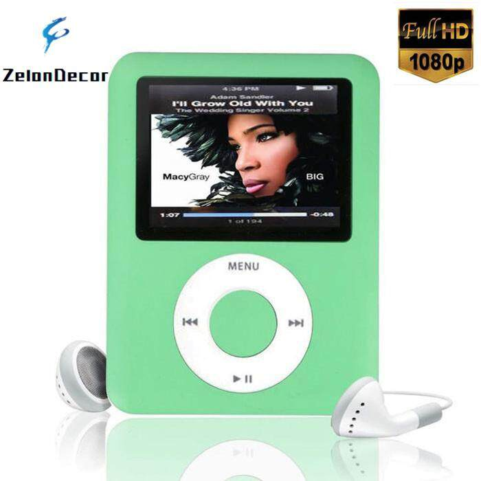 Mp3 player for sale music player prices brands specs in zelondecor portable 18 lcd hd display mp4 player music media video fm radio movie player fandeluxe Gallery