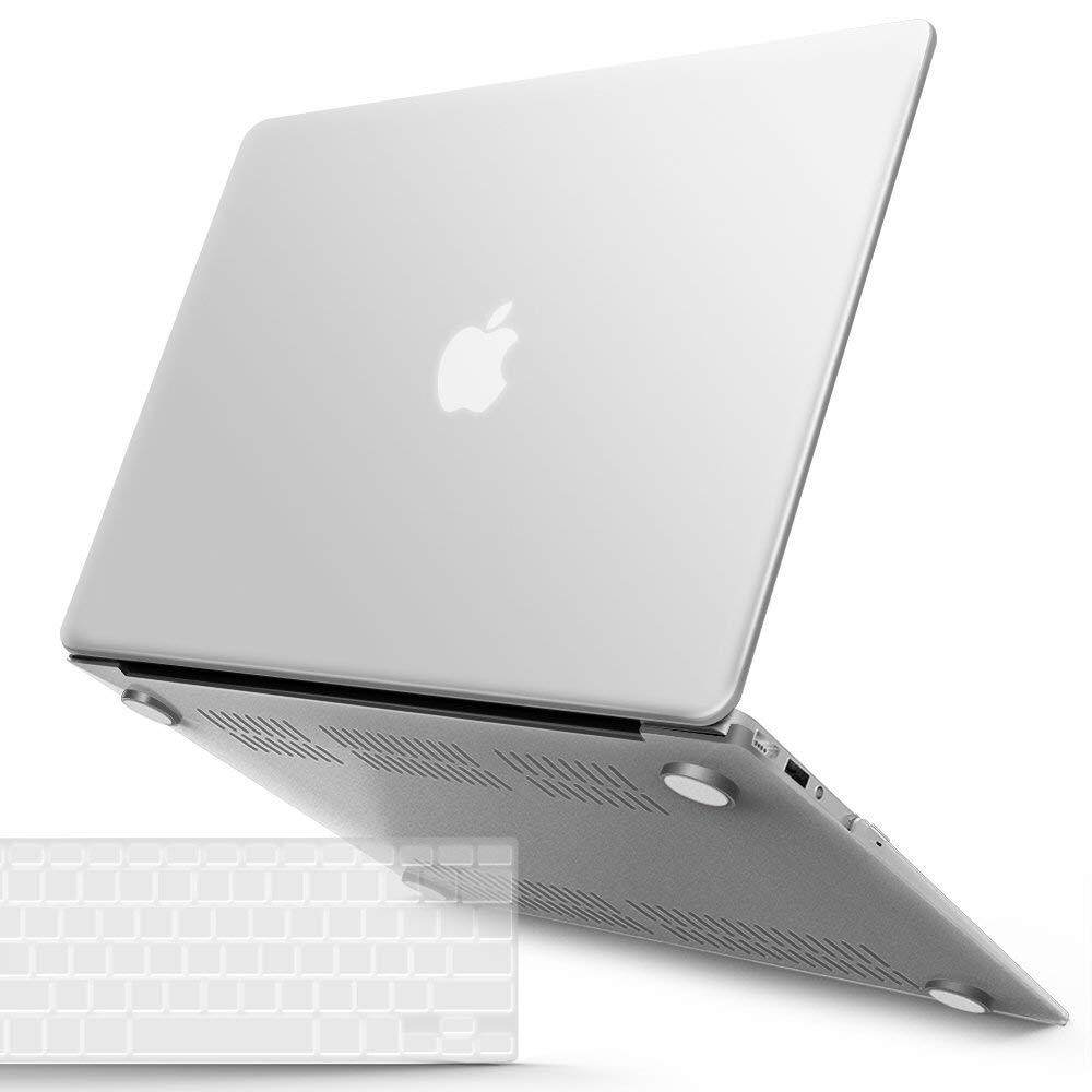 MacBook Air 13-inch Hard Case 2 in 1 Soft-Touch Cover and Keyboard Cover for Macbook Air 13.3
