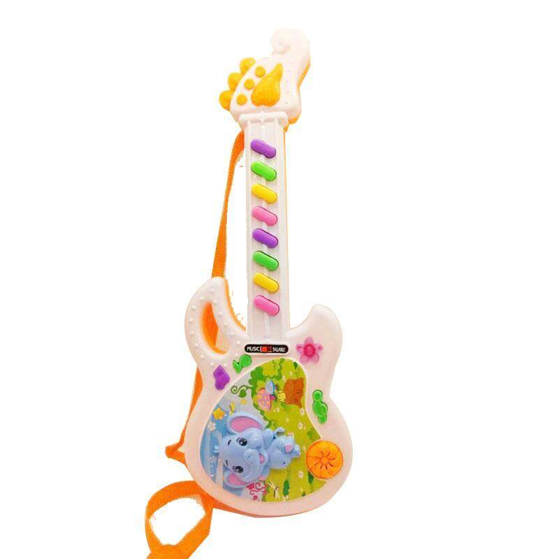 Mingrui Kids Childrens Electronic Hand Touch Guitar Toys Baby Play & Learn Musical Gift Malaysia