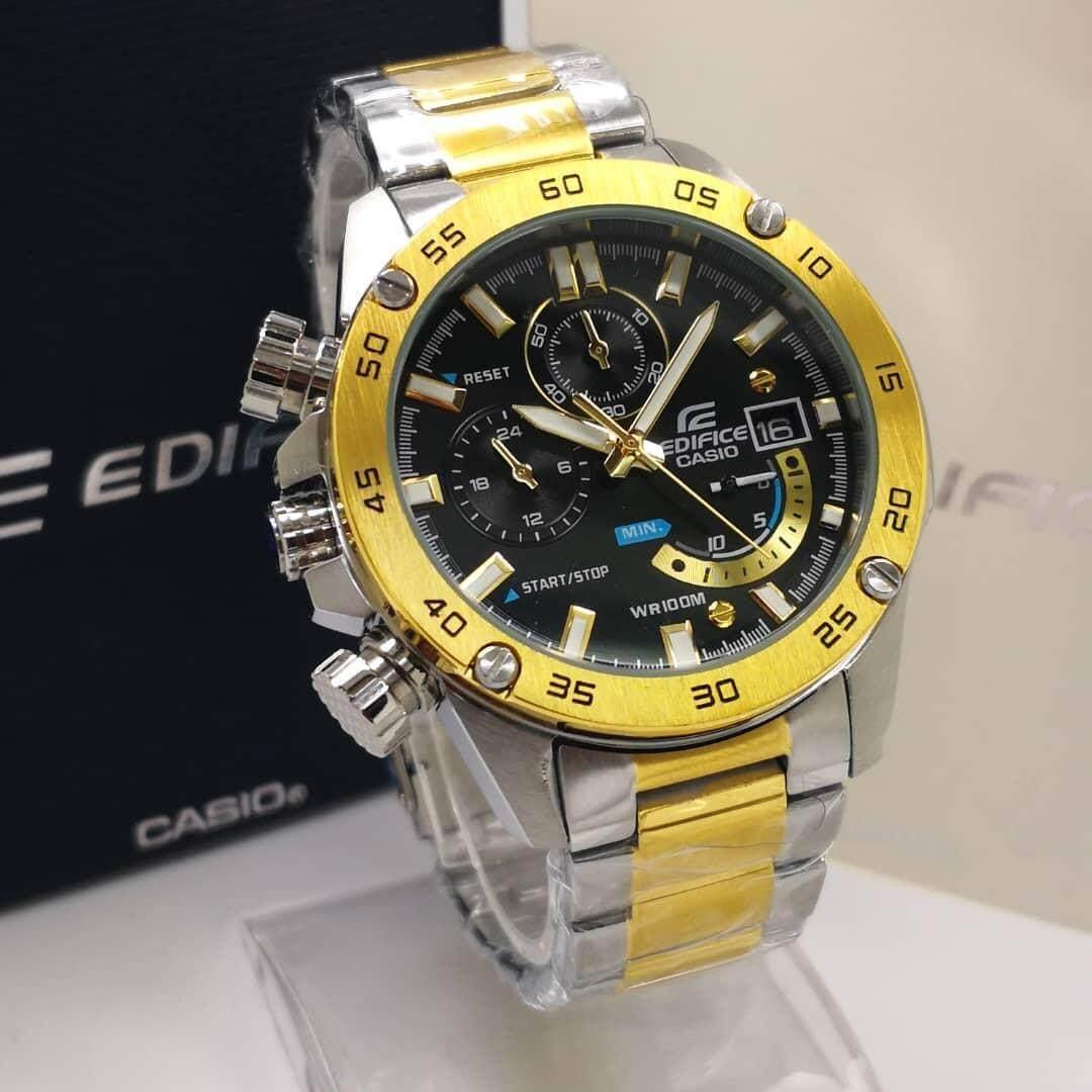 Casio Edifice Watches Price In Malaysia Best Ef 527d 7avdf Jam Tangan Pria Stainless Steel Putih Lazada