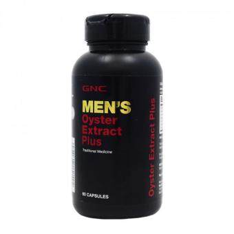 GNC Men's Oyster Extract Plus (60 capsules)