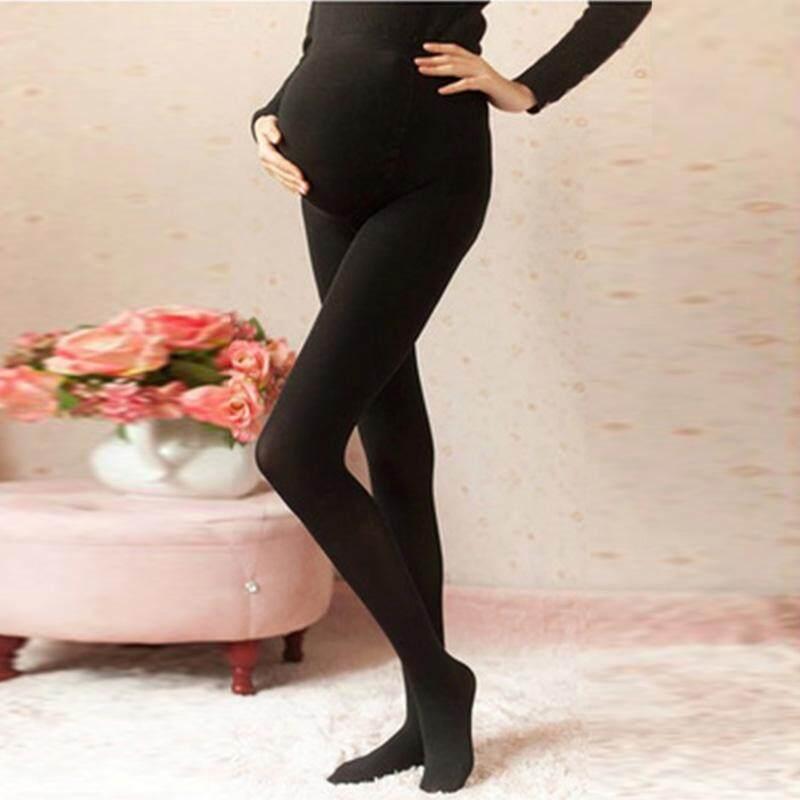 b65ced01e8a5f Cutiebaby Wanita Panjang Penuh Maternity Legging Katun Kehamilan Memakai