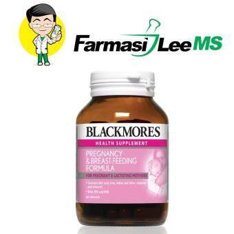 Blackmores Pregnancy & Breast-Feeding Formula 60s (Exp 01/2020)