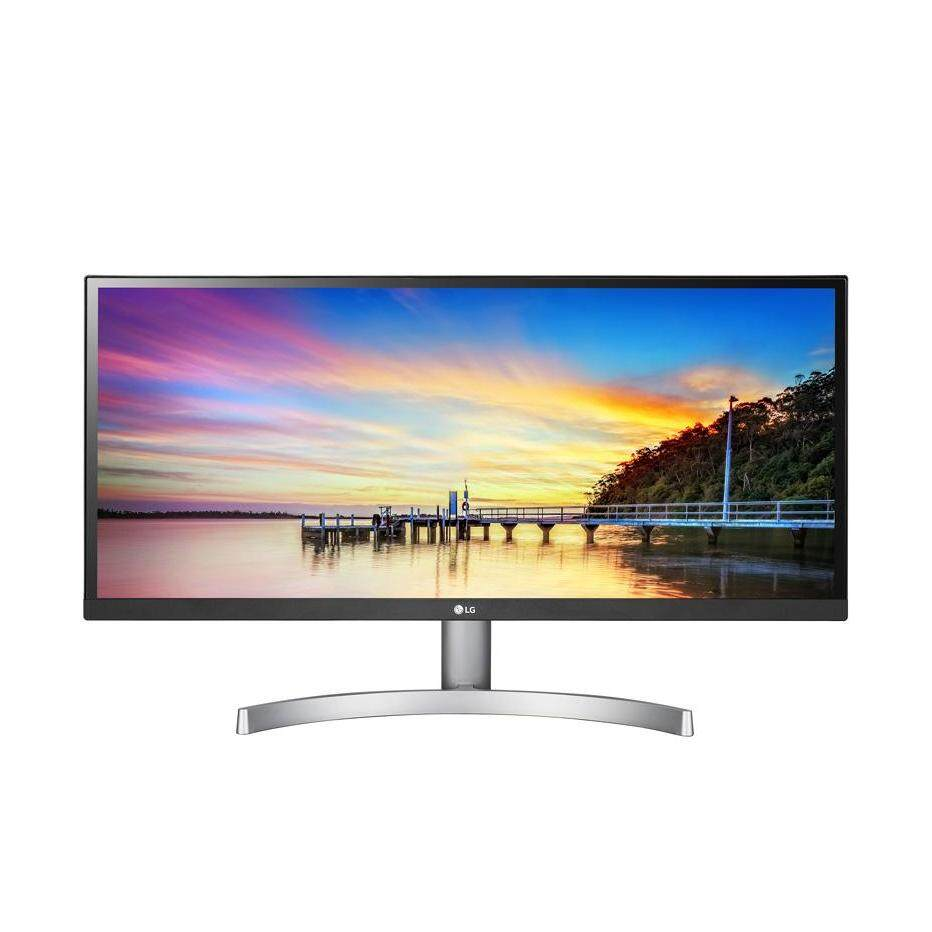 LG 29WK600-W 29 inch Widescreen Anti-Glare IPS Monitor HDR 2560 x 1080p 21:9 WFHD with Built-in Speaker AMD FreeSync (1 x DisplayPort 2 x HDMI Ports)