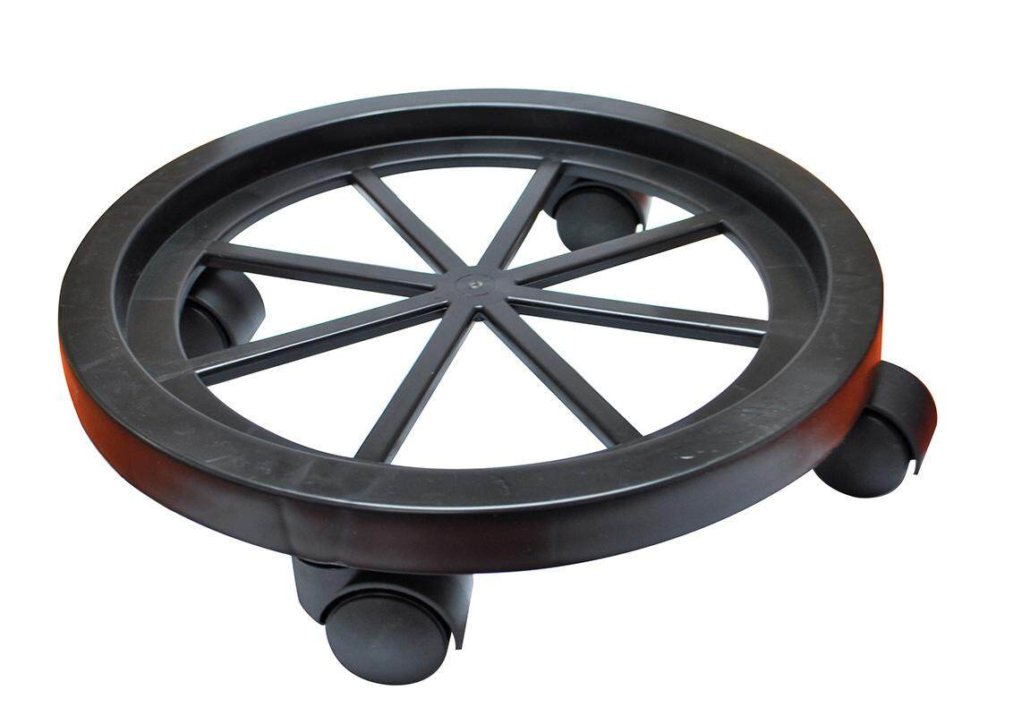 Winsir Plastic Gas Roller Base 4 Wheel