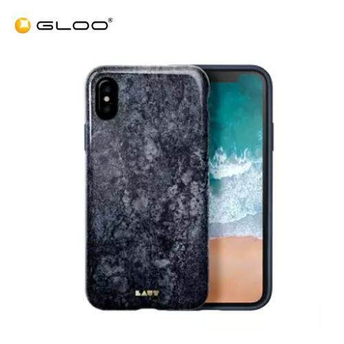 LAUT HUEX Marble (for iPhone X) Blue 4895206904056