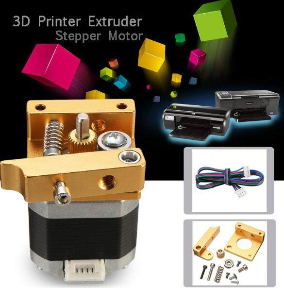Hình ảnh Aluminum Extruder Forward or Reverse Direction Bracket Kit Without 17 Stepper Motor For 3D Printer