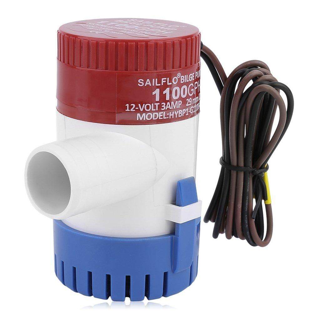 12v Electric Bilge Pump Dc Pump Yacht Marine Fish Dive Boat Electric Bilge Pump Free Shipping Big Clearance Sale Power Tool Accessories