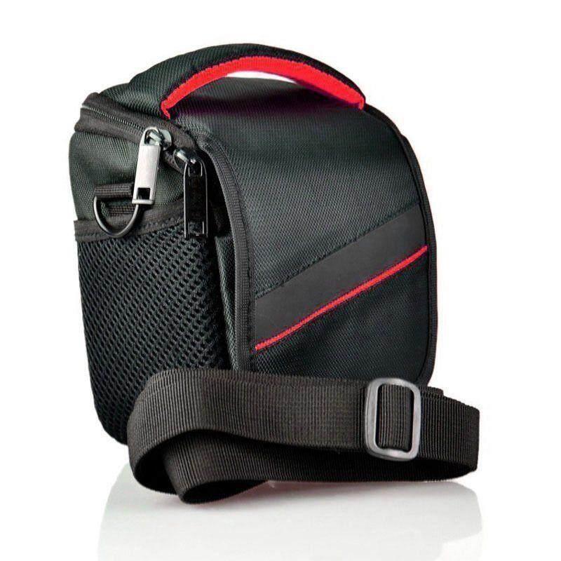Tas Kamera Universal Tas untuk Jadi NY Alpha A5100 A5000 A6000 HX60 HX50 HX400 H400 NEX-3, NEX-C3, NEX-F3, NEX-3N, NEX-5, NEX-5N, NEX-5R,-Intl