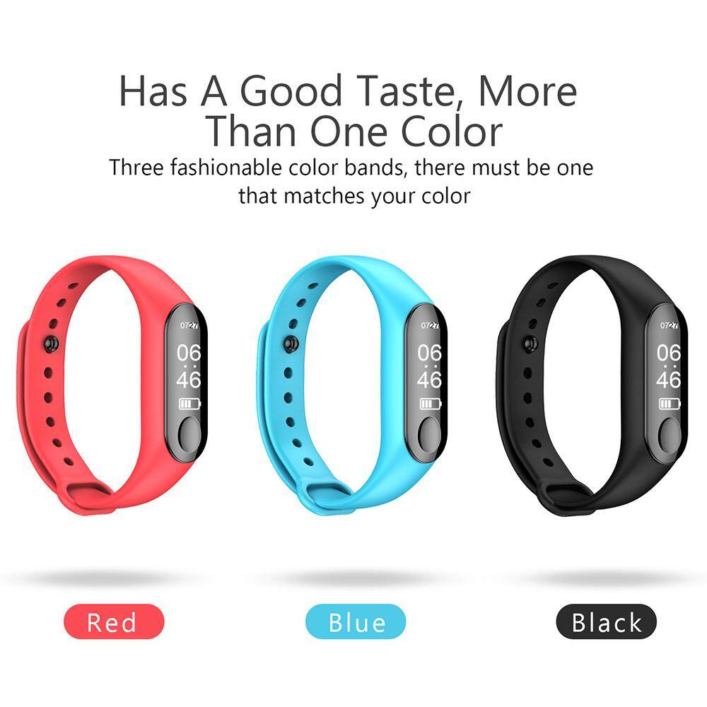 Buy Sell Cheapest Smart Wristband Waterproof Best Quality Product F1 Plus Original Bracelet Color Screen New Band Heart Rate Monitor Ip67 Smartband Activity Tracker