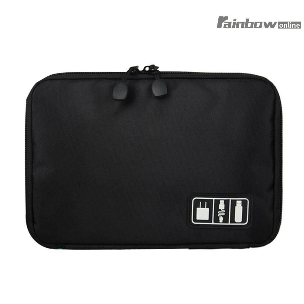 Mua Hard Drive Earphone Cables USB Flash Drives Travel Case Digital Storage Bag - intl