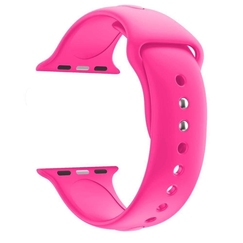 Poya Mode Terkini Gesper Silikon 38 Mm 1:1 Ukuran Tali Jam Tangan Silikon Olahraga