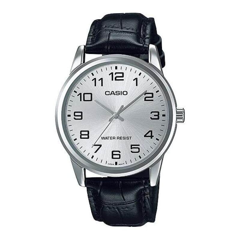 CASIO Men MTP-V001L-7B Analog Watch   Simple Easy Design Malaysia