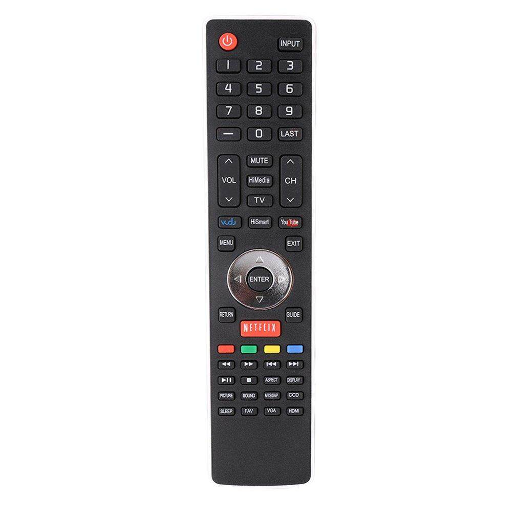 Smart cerdas TV Remote Control EN-33922A untuk Hisense LCD dipimpin HDTV