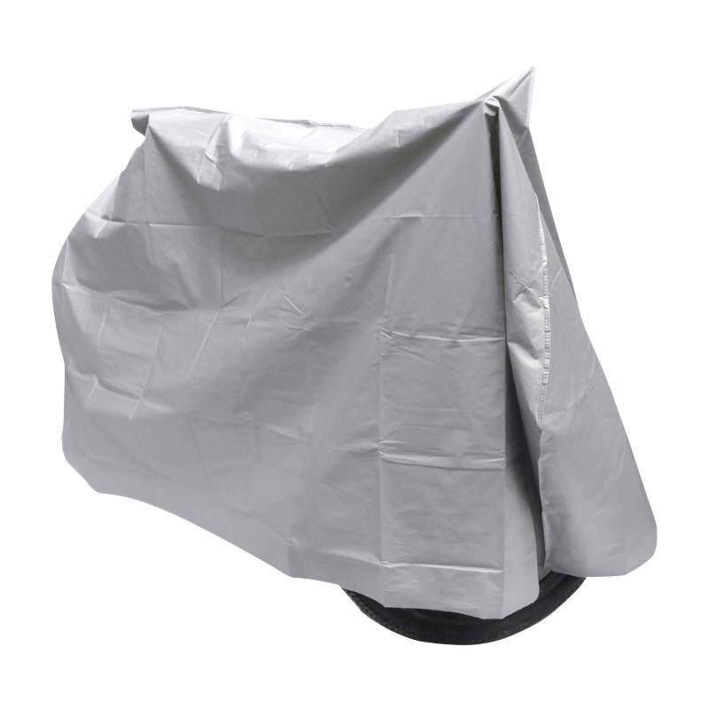 PALIGHT Sepeda Luar Ruangan Penutup Tahan Air Pelindung Hujan Pelindung (Ukuran: 120*210 Cm)-Intl