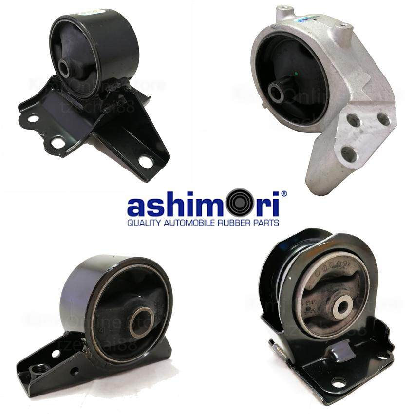 Ashimori Engine Mount Set Proton Perdana E55 2.0L (Manual) 95'-98'
