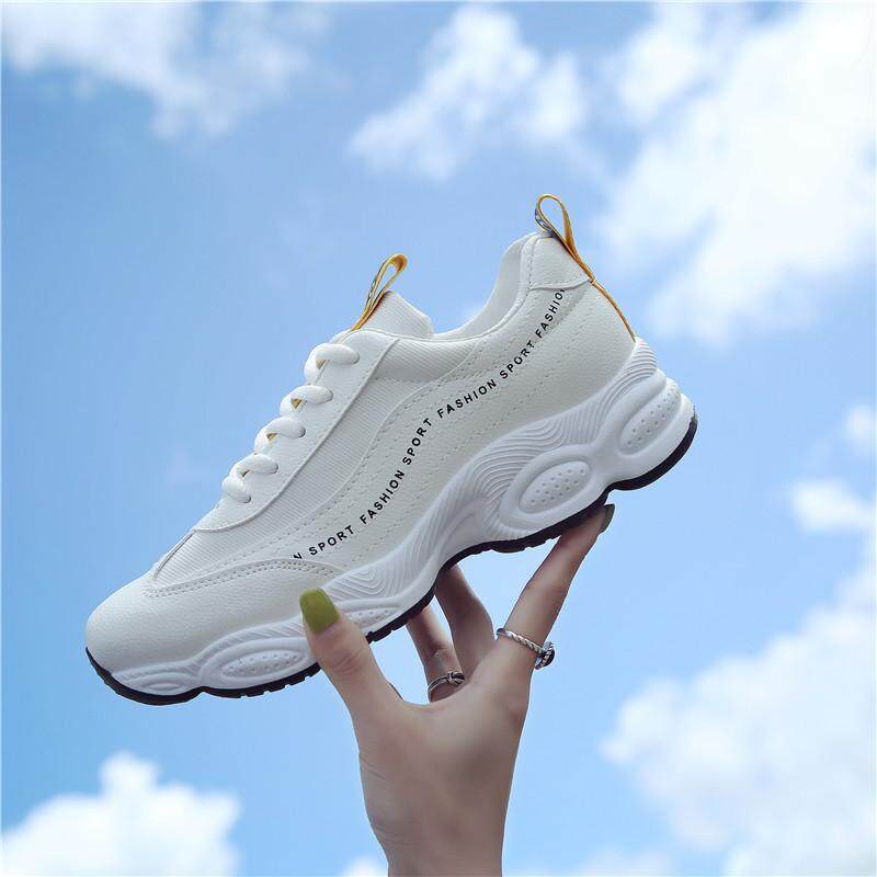 Detail Gambar Znpnxn Fashion Sport Sepatu Lari Wanita Outdoor Bernapas  Atletik Ringan Sneakers Sepatu Wanita untuk c0facc4a89