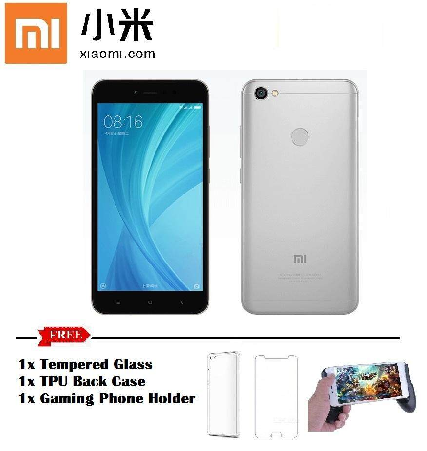 Xiaomi Redmi Note 5A Prime - Global ROM [4GB RAM + 64GB ROM]Original Import  Set