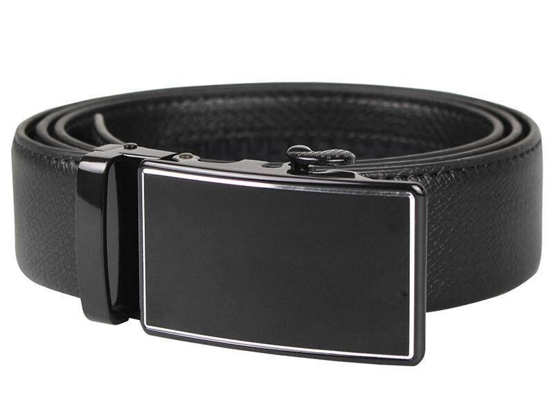 Tomaz 1639 Leather Belt (Black)