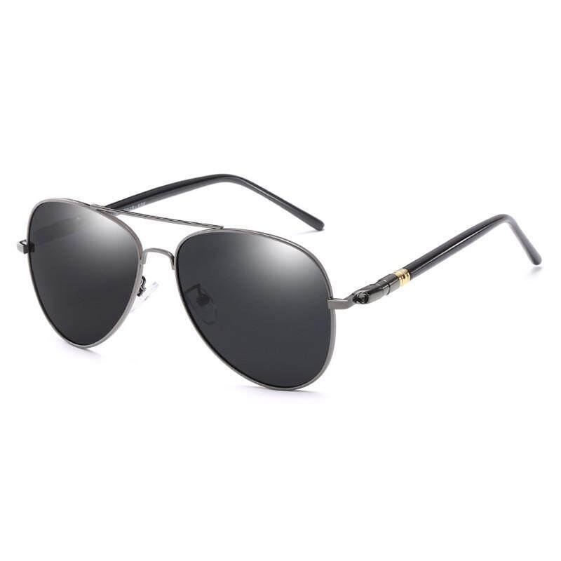 Elechome Hot Jual Pria dan Wanita Kacamata Hitam Terpolarisasi Perlindungan UV Matahari Kacamata