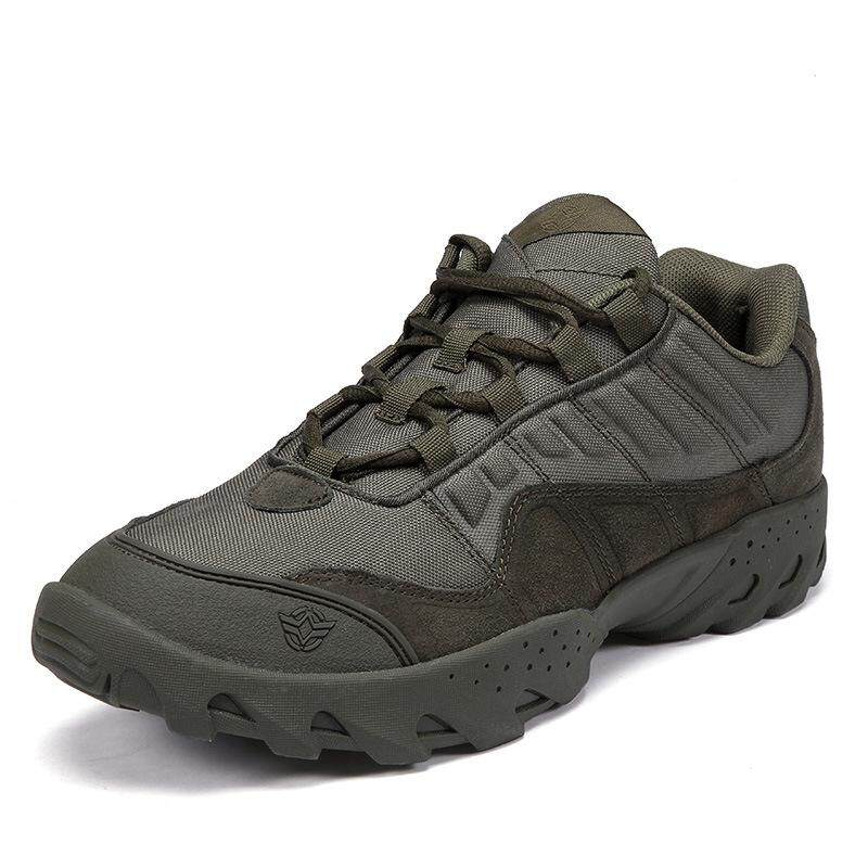 Shock - Absorbing ด้านล่าง Baltoro Low - Cut รองเท้าปีนเขารองเท้าปีนเขา Desert Assault รองเท้า By Waterlily.