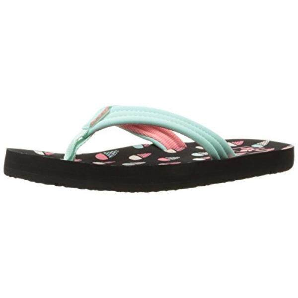 Reef Girls Little Ahi Sandal, Ice Cream, 4- US Big Kid - intl