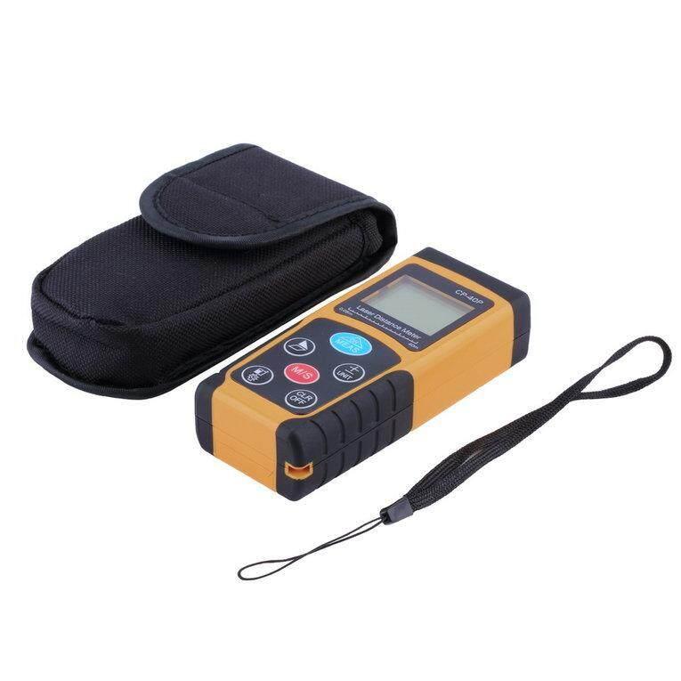 OSMAN 40 m High-precision Handheld Digital IR Laser Distance Meter Range Finder