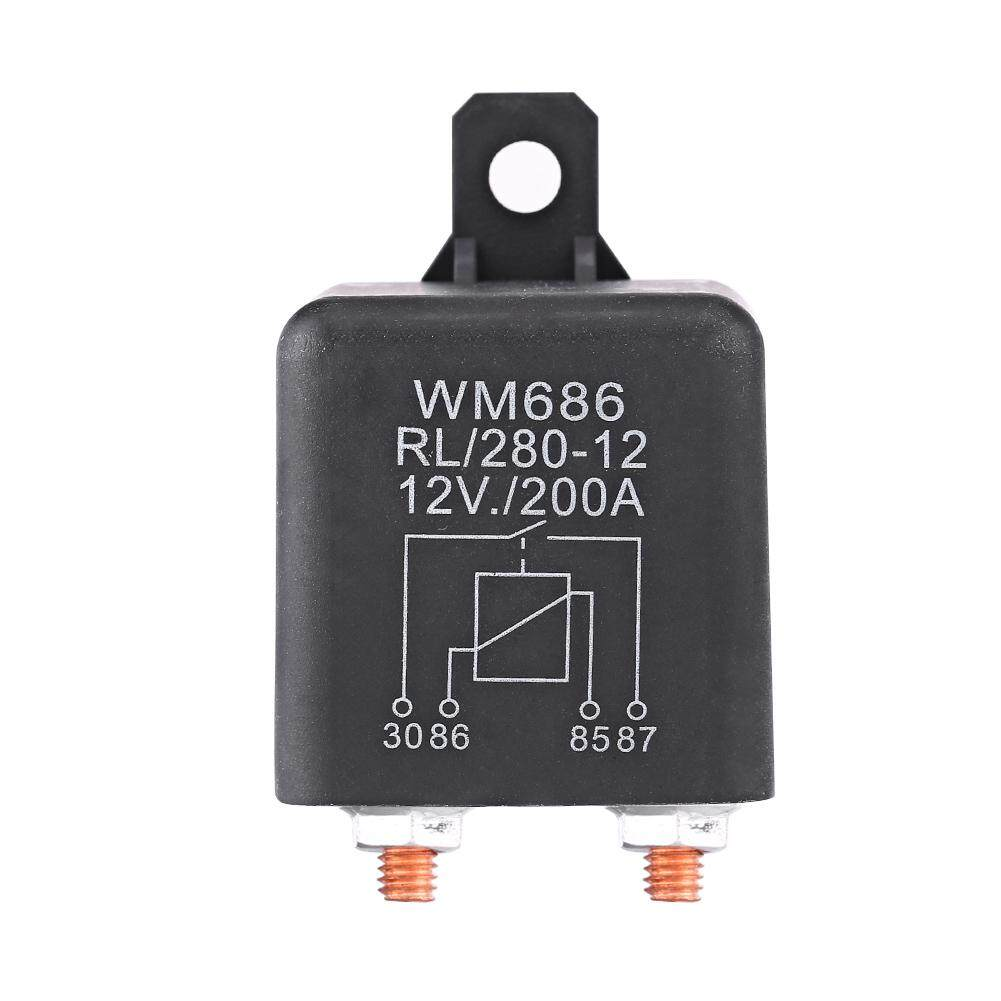 Car Relays For Sale Automotive Online Brands Prices Relay 24v 5 Pin Bosch Andylike 12v 200a Heavy Duty Split Charge On Off Switch Auto Boat