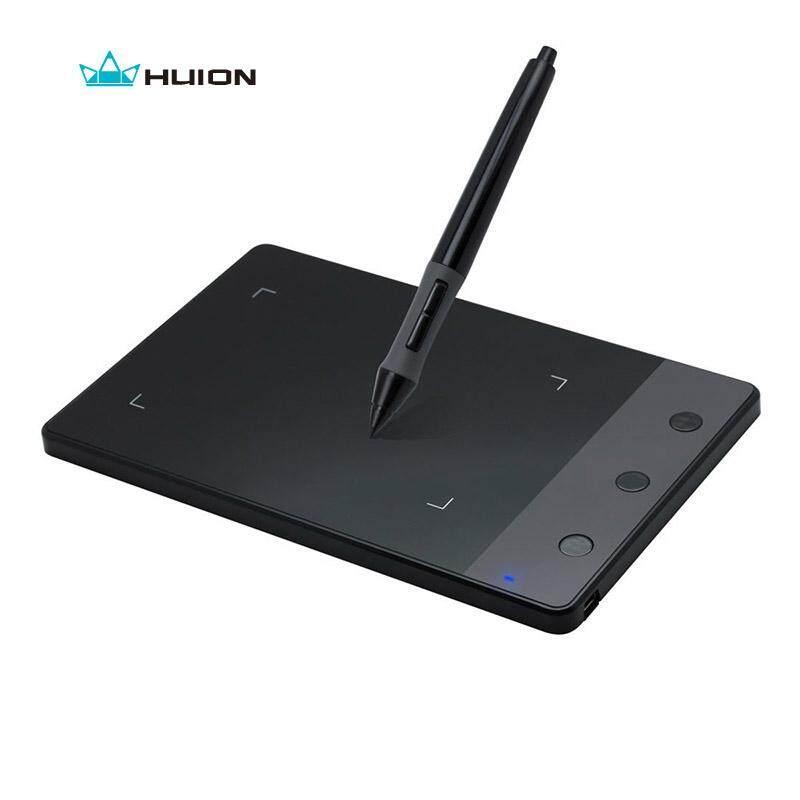 Original New HUION H420 4 x 2.23 Professional Signature Graphics Tablets Digital Pen Tablets USB Art Drawing Tablets Black
