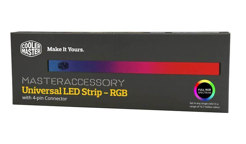Cooler Master CM RGB LED Strip (Single) - MCA-U000R-CLS000