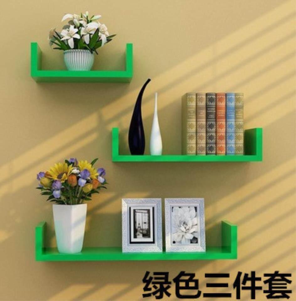 Home Living Set Of Floating Wall Shelves - intl
