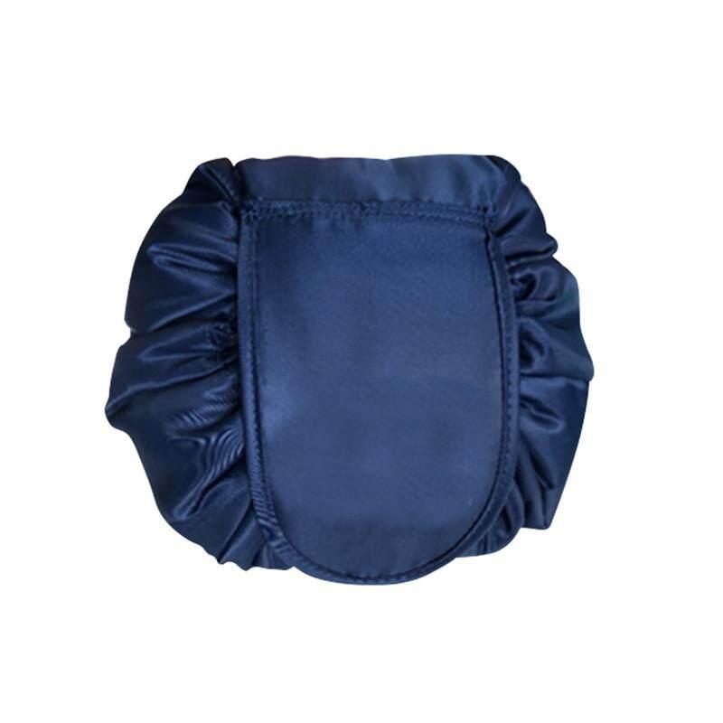 Women Outdoor Sport Travel Professional Drawstring Makeup Bag Cosmetic Bags - intl
